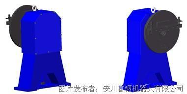 安川首钢 机器人基本从动单元
