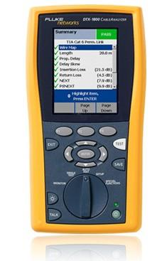 福禄克 DTX CableAnalyzer™ Series