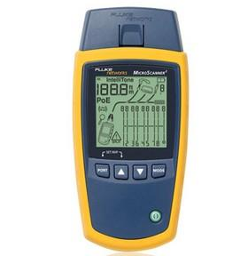 福禄克 MicroScanner2 电缆检测仪
