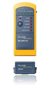 福禄克 MicroMapper™验证测试仪