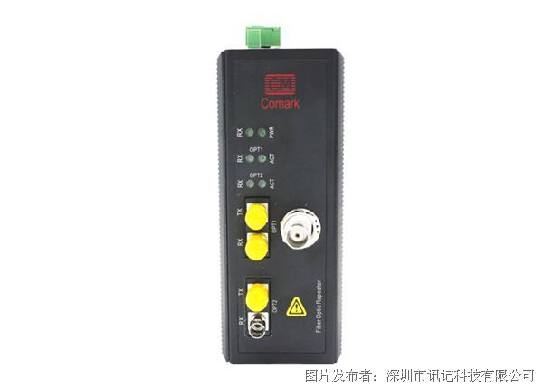 讯记ControlNet总线转光纤