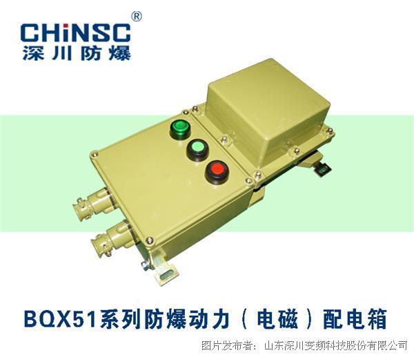 深川 BXQ51防爆动力(电磁)配电箱