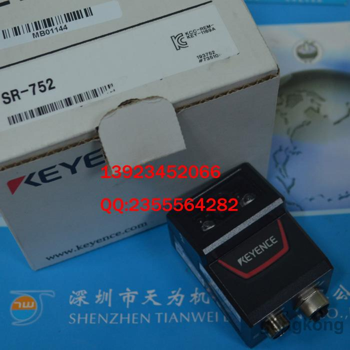 KEYENCE基恩士SR-750系列紧凑型二维条码读取器
