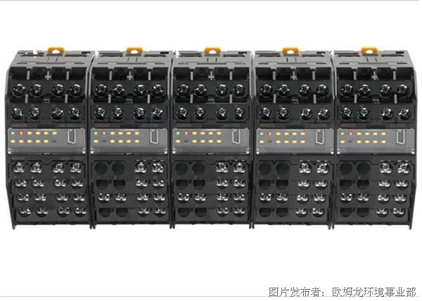 欧姆龙环境 KM1可扩展型多回路的电力监测仪