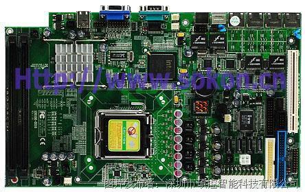 硕控-SOKON  SK-6594VG4工业主板系列