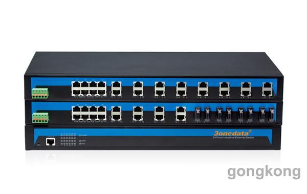 三旺 IES1024系列非网管型工业以太网交换机