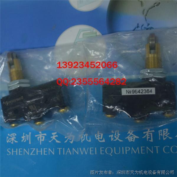 Honeywell  BZC-2RQ181-A2微动开关