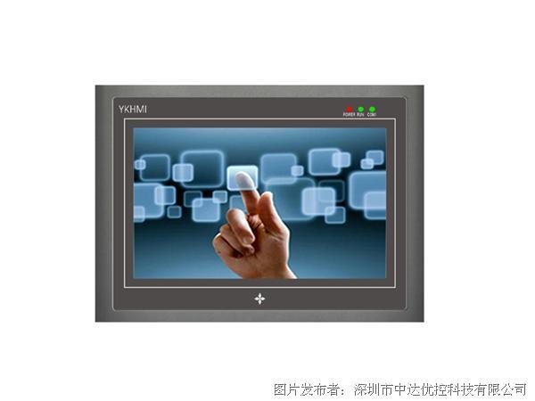 中达优控  S1001A触摸屏