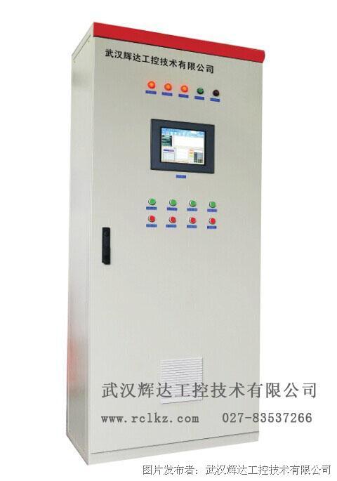 辉达工控 推杆式电阻炉温控柜