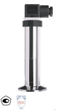 JUMO dTRANS p31-高温介质压力变送器(402050)
