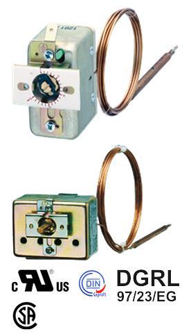 久茂 EM系列高达500℃盘装温度开关(602021)