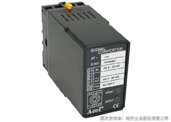 柏升 AT-740-AV, AVZ 直流平均器
