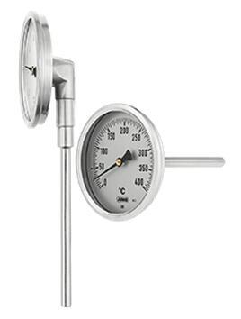 久茂 标准型双金属度盘温度计(608001)
