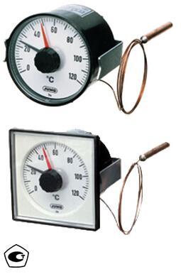 久茂 MICROSTAT-M电接点度盘式温度计(608501)