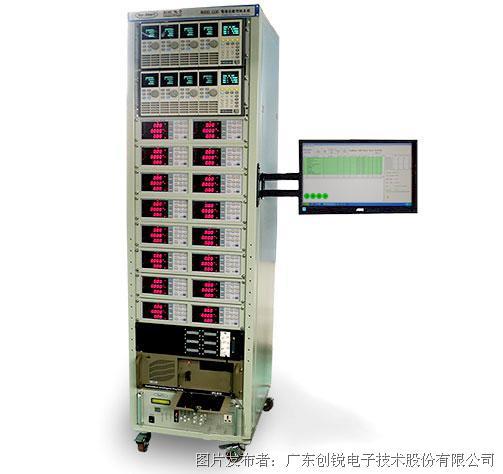 创锐电子  Top-Smart 1200 LED电源自动测试系统