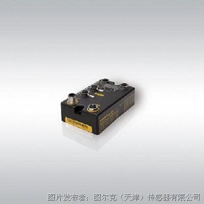 图尔克 用于Ethercat的紧凑型RFID I/O模块