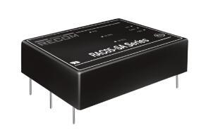 RECOM RAC05-SA系列 交流/直流 轉換器