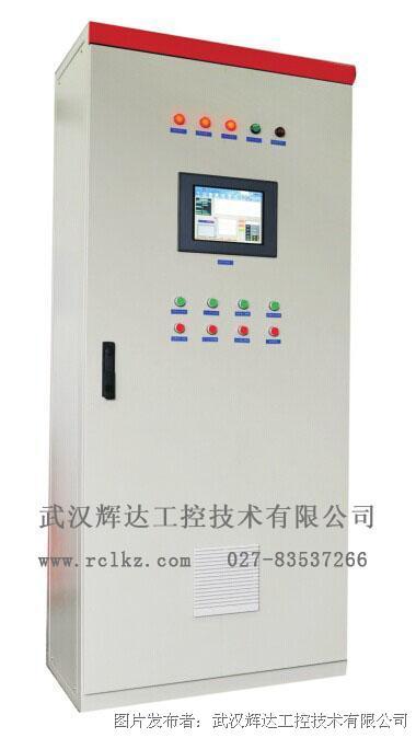 辉达工控 45KW台车炉智能温度控制系统方案