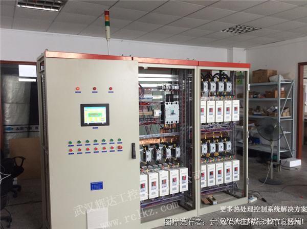 辉达工控 铝箔退火炉控制系统硬件与软件
