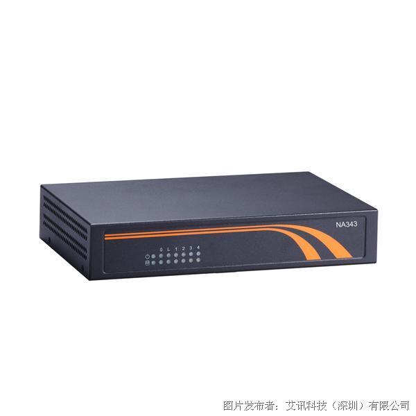 艾讯科技 NA343 Intel®Celeron®网络应用平台