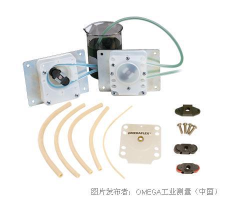 欧米茄FPU400 系列OMEGAFLEX® OEM型 蠕动泵套件