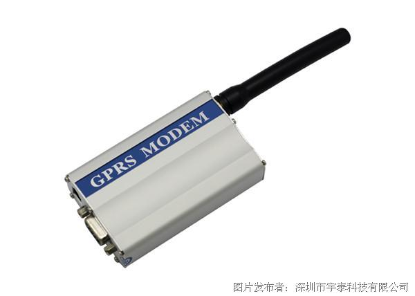 宇泰 UT-2356  GPRS MODEM RS-232无线数传模块
