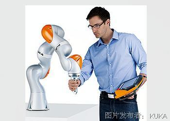 KUKA 库卡 LBR IIWA 协助机器人