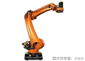 KUKA 库卡 KR 180 R3200 PA (KR QUANTEC)货盘堆垛机器人