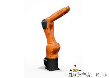 KUKA 库卡 KR 6 R900 SIXX (KR AGILUS)小型机器人