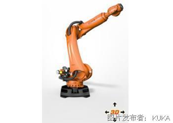 KUKA 库卡 KR 210 R2700 EXTRA (KR QUANTEC EXTRA)高负荷机器人