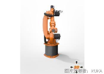 KUKA 库卡 KR 16-2低负荷机器人