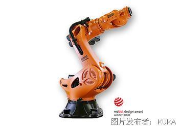 KUKA 庫卡 KR1000 TITAN 重型六軸機器人