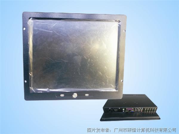 研恒 PPC-1762 17寸低功耗工业HMI