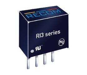 RECOM RI3系列DC/DC电源