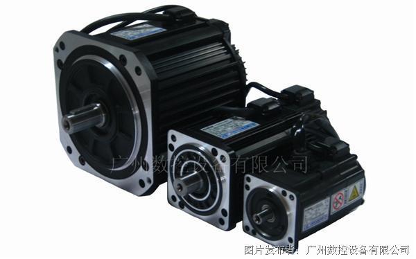 广州数控 SJTR 系列机器人专用交流伺服电动机
