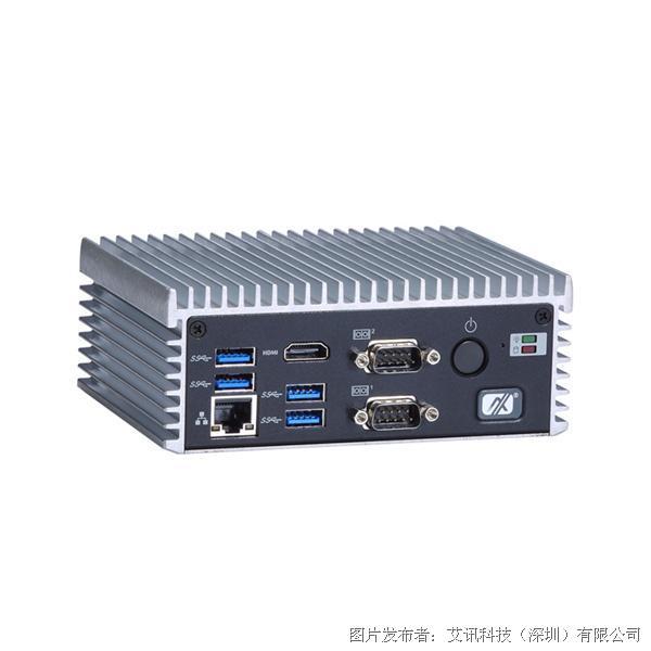 艾讯科技 eBOX560-300-FL Braswell SoC无风扇嵌入式系统