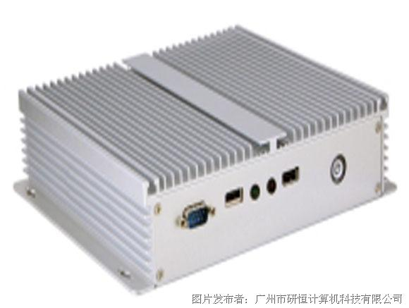 研恒ARK-H7221 i3/I5/I7无风扇嵌入式工控机
