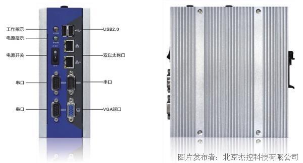 FMPC卡轨式通讯机
