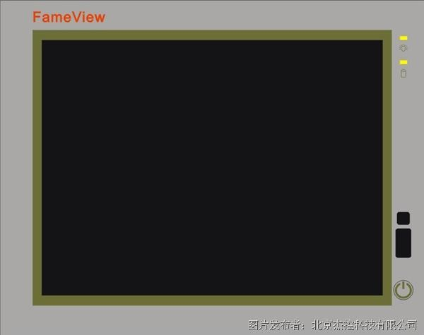 杰控 FameView-TPC121触摸屏