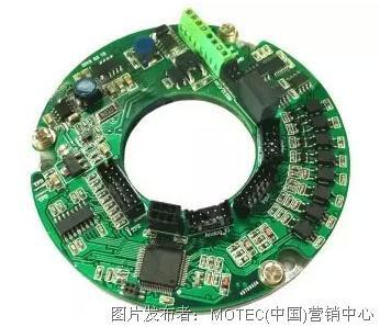 MOTEC定制驱动器——中空环形机械手专用伺服驱动器