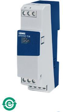JUMO dTRANS T04 四线制温度变送器