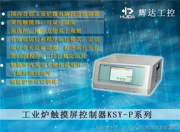 辉达工控 KSY-P/E系列箱式电阻炉温度控制器