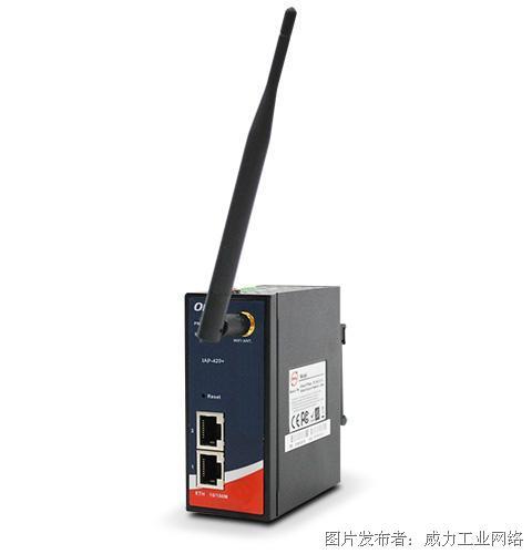 ORing IAP-420/IAP-420+ - 工业级IEEE 802.11b/g/n无线AP