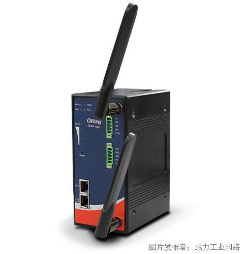 ORing IGAP-420/IGAP-420+ - 工业级IEEE 802.11b/g/n无线AP