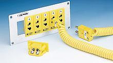 歐米茄UPJ系列通用型卡裝式面板插座