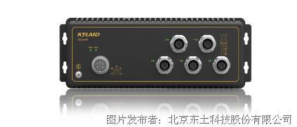 东土 5口/8口Aquam系列非网管M12交换机
