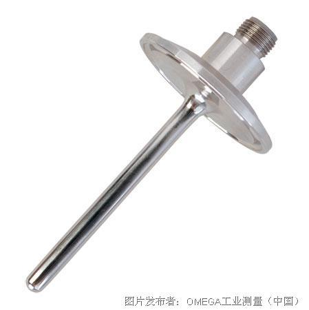 欧米茄PR-25CU系列铜尖端RTD传感器