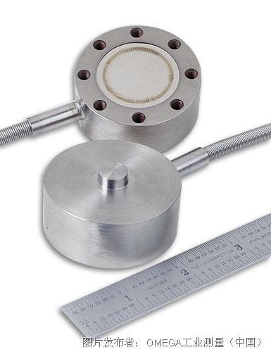 欧米茄LC305和LC315系列微型不锈钢压缩称重传感器