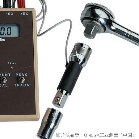 欧米茄TQ103系列套筒接杆反作用扭矩传感器