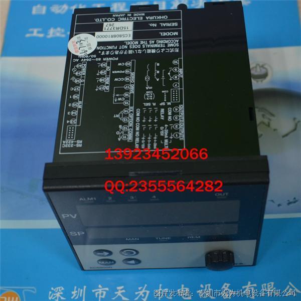 OHKURA日本大仓EC5800R温度控制仪